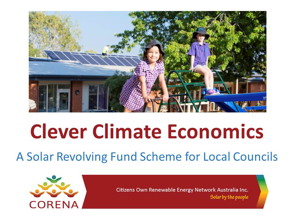 Clever Climate Economics for Local Councils Powerpoint